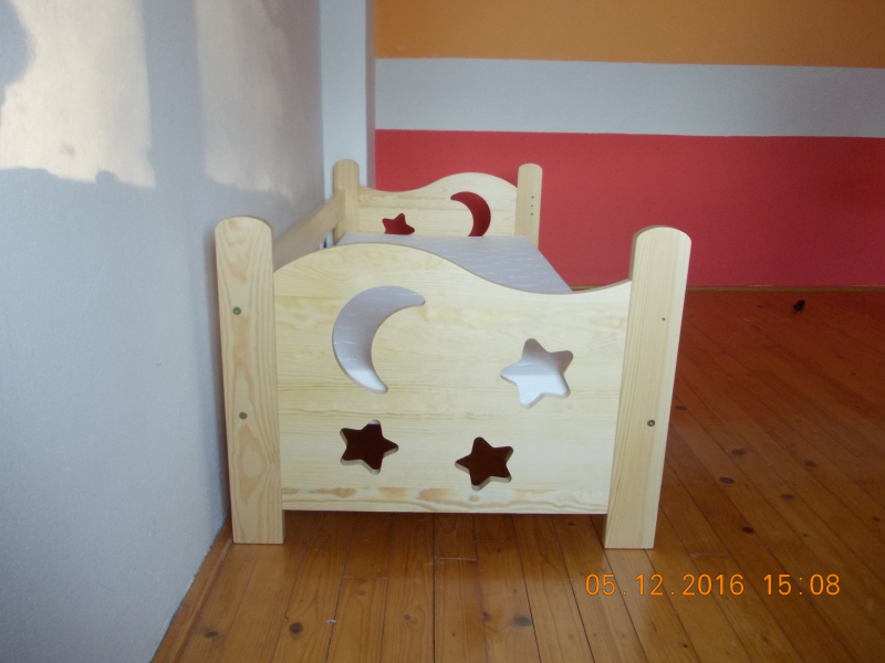 KOMPLET SET postel Simon 2 (80x160) + rošt + matrace